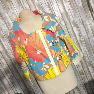 0044 Tracy Feith Crop Jacket